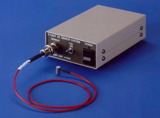 r-cast系统专用低噪声前置放大器a1002